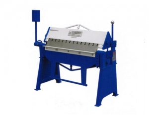 Manual Folding Machine Length 1000mm,Thickness 1.5mm