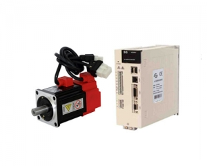 Servo Motor & Drive 400W 1.2Nm 3000rpm 60support