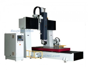 5 Axis CNC Router Milling 1800x3000, Japan Servo Motor