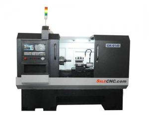 CNC Lathe Turning Fully Machine CK6136