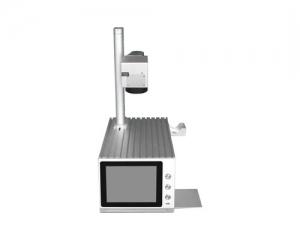 CNC Fiber Laser Marking 20W