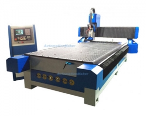 CNC Router Milling Z BlueKing 1300x2500 9KW spindle, Heavy Weight, 8 Tool changer