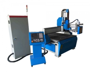 CNC Router Milling ZX-M26 8 Tool Change, Japan Servo Motor
