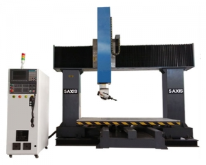 CNC 5 Axis Router Milling