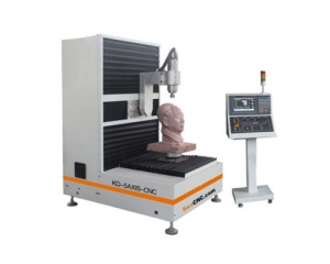 5 Axis CNC Router Milling KD-WZ-3050-1