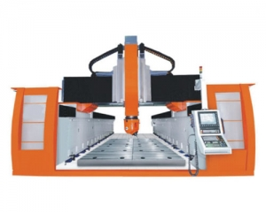 5 Axis CNC Router Milling 2500x5000x1200