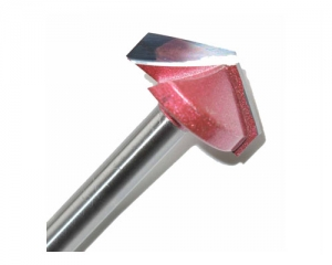 3D Cut, Shank Diameter 612.7mm, Cutting Length 10-32mm, Angle 60°-150°