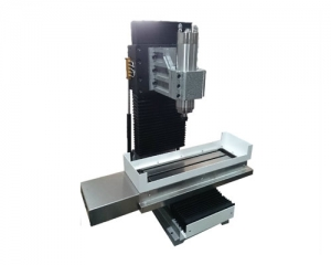 Engraving machine-ray machine frame