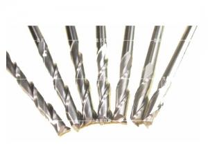 Flat Head Cutting Tool, Diameter 3.175-5mm, Cutting Length 8-52mm