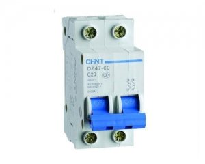 Miniature Circuit Breaker 2P(220V)