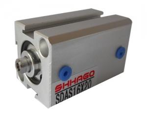 SDA thin cylinder Bore 12mm SDA12x10mm