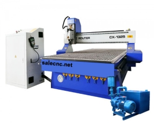 CNC Router Milling CX-1325 & Vacuum Machine