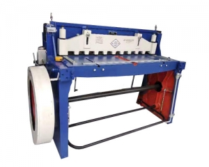 Cutting Machine Length 2500 cutting 4 mm. Q11-2500-4.0